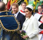 Royals attend Commonwealth service in London